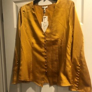 NWT Joie Button Blouse 👚